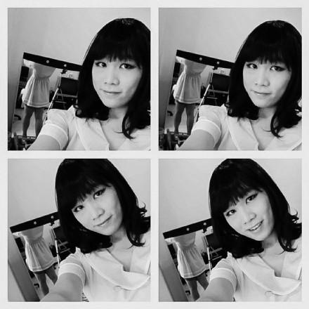 Meiko's self-portraits